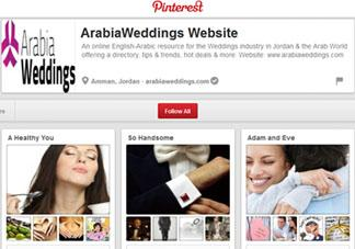 Tips for Planning Your Wedding Using Pinterest