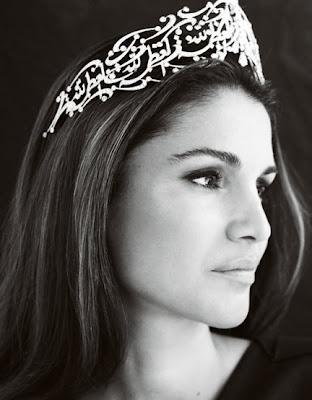 Get Your Look Inspiration from Queen Rania of Jordan