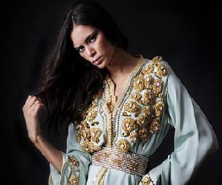 A Chit Chat with Arabia Weddings: Fashion Designer Zineb Lyoubi Idrissi