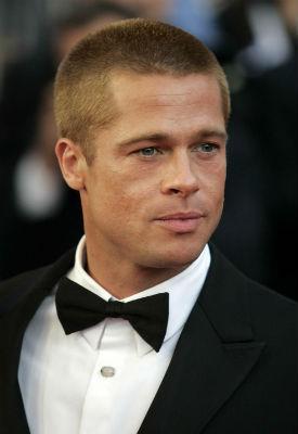 Groom Inspiration: Brad Pitt