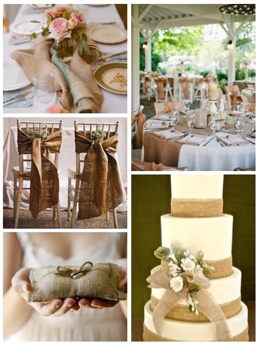 Your Wedding in Colors: Earthy and Neutral Tones