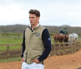 Latest Men Fashion Trend: The Barbour Quilted Vest