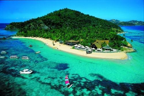 Your Honeymoon Destination: Fiji