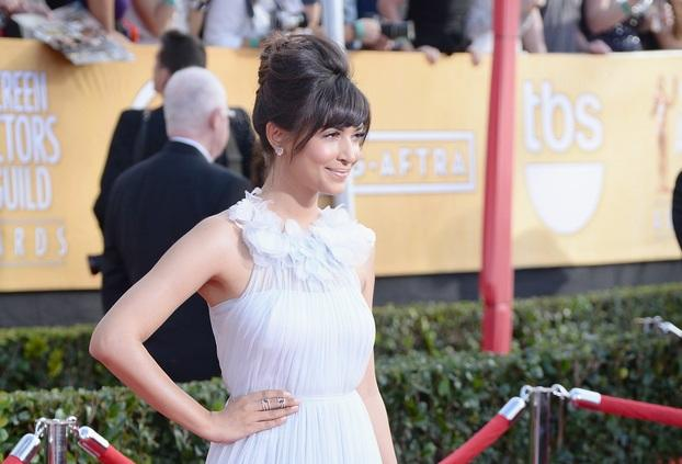 White Dresses Fit for a Wedding from The SAG Awards 2014