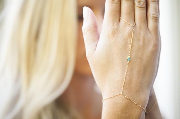 The Bracelet Ring for the Arab Bride