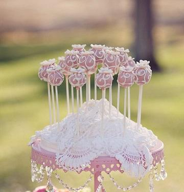 Food and Dessert Pops for Your Wedding