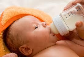 Baby Basics: Bottle Feeding