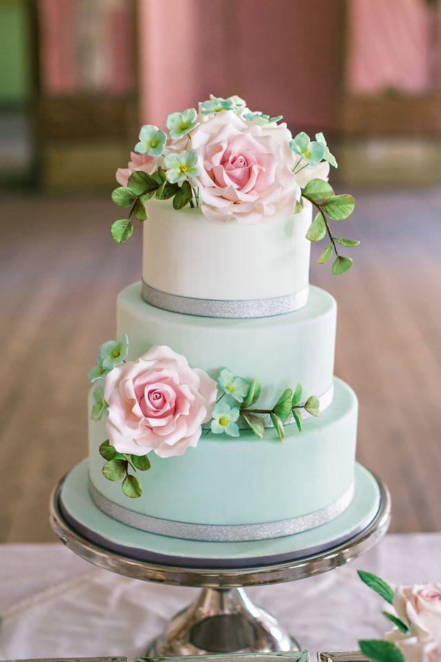 Your Wedding in Colors: Mint Green and Baby Pink