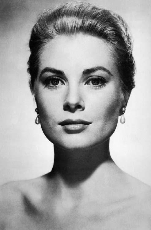 Bridal Beauty Inspiration: Grace Kelly