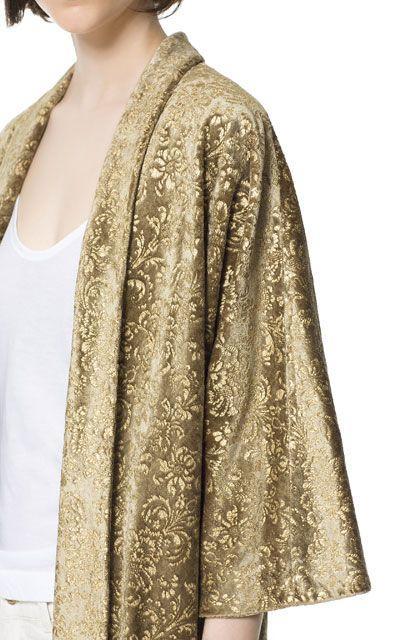 Spring Fashion Trend: Kimonos