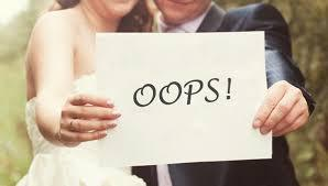 Five Post Wedding Mistakes to Avoid
