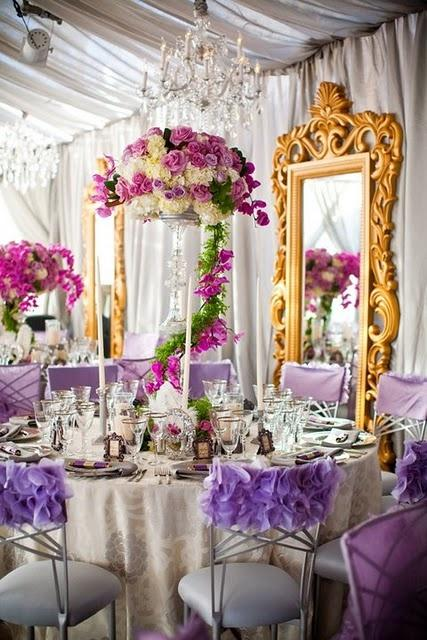 Mirror Mirror Wedding Theme