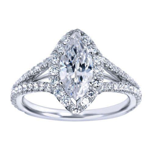 Wedding Ring Trend: Marquise