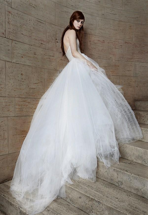 Vera Wang 2015 Spring Bridal Collection