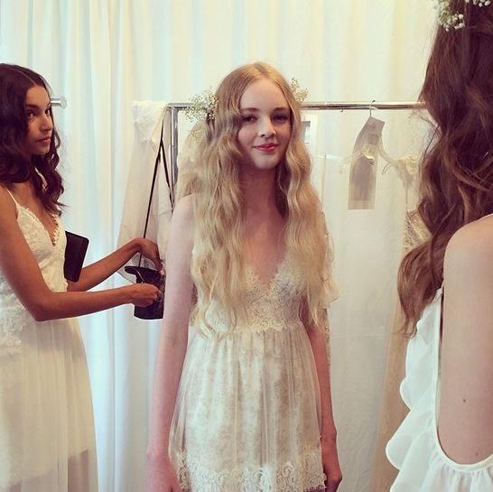 """Claire Pettibone """"Romantique"""" Bridal Collection"""