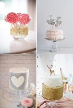 6 Ways to Use Glitter at Your Wedding