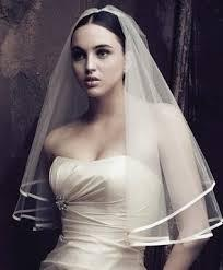 The Latest Bridal Veil Trends for Spring 2014