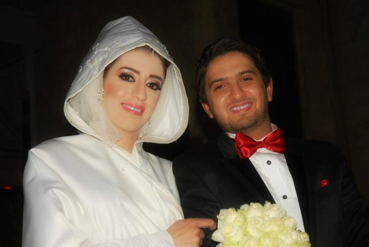 Confessions of a Real Bride: Haneen