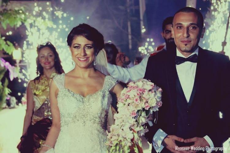 Confessions of a Real Bride: Dina Shreim
