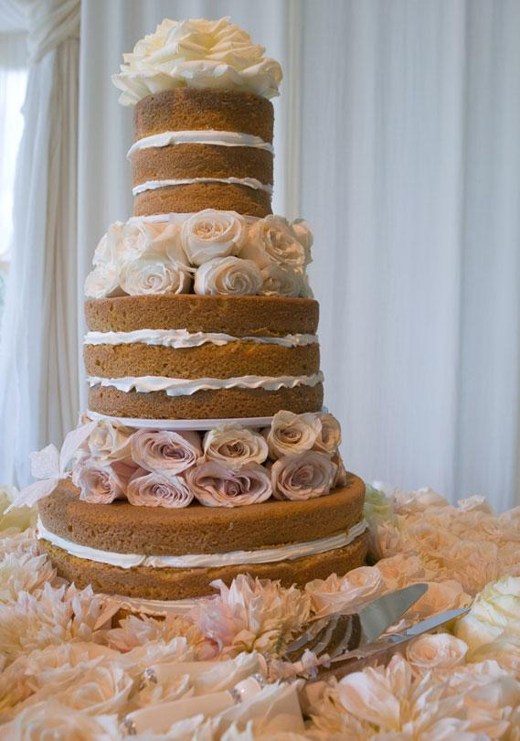 Our Favorite Celebrity Wedding Cakes