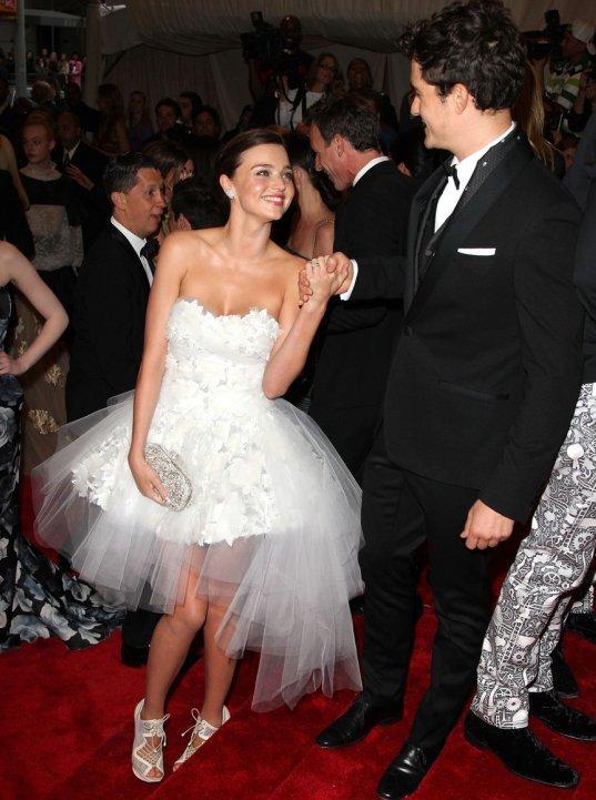 Your Bridal Fashion Inspiration: Miranda Kerr