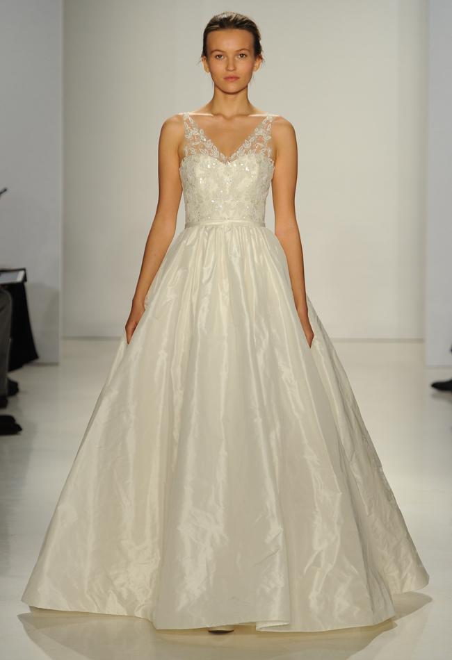 NY Bridal Fashion Week 2014: Amsale Fall 2015