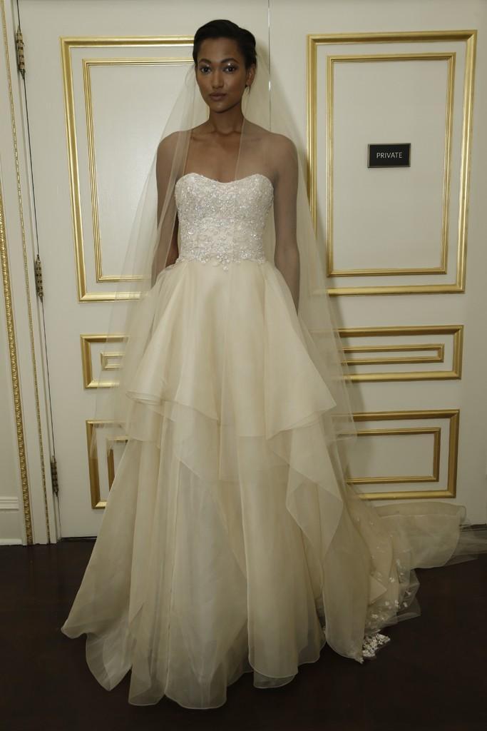 NY Bridal Market 2014: Marchesa Fall 2015