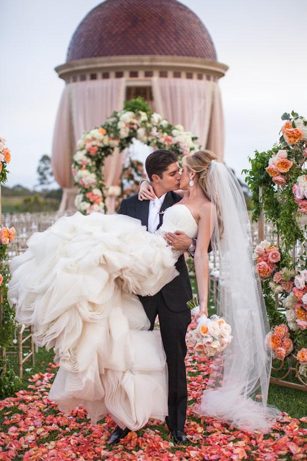 4 Ideas for a Romantic Wedding