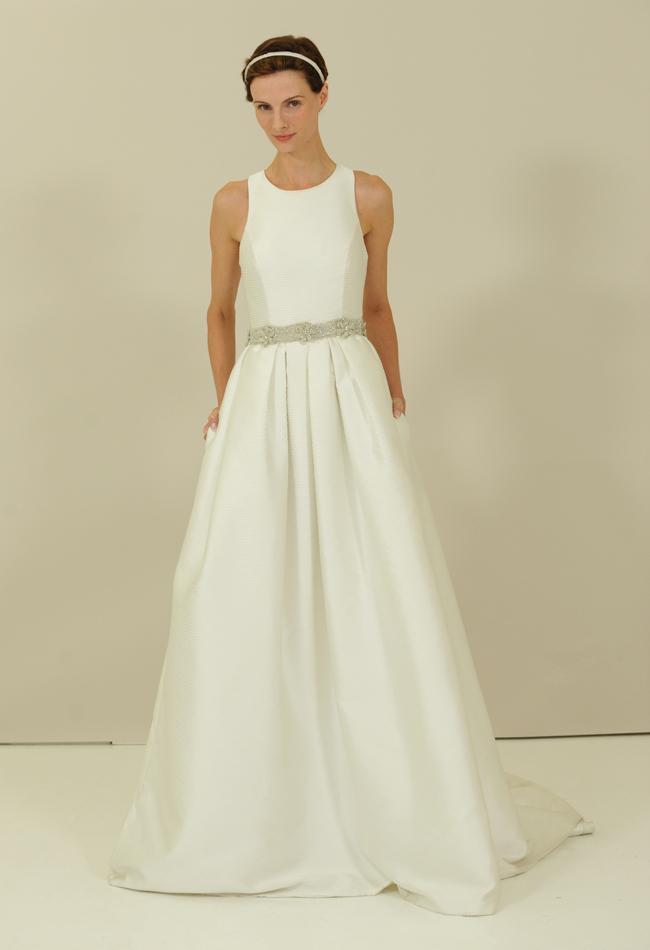 NY Bridal Fashion Week 2014: Rosa Clara Fall 2015
