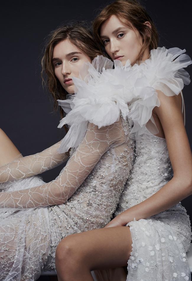 NY Bridal Fashion Week 2014: Vera Wang Fall 2015