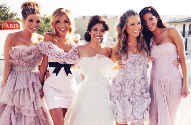 4 Things a Bridesmaid Should Never Do