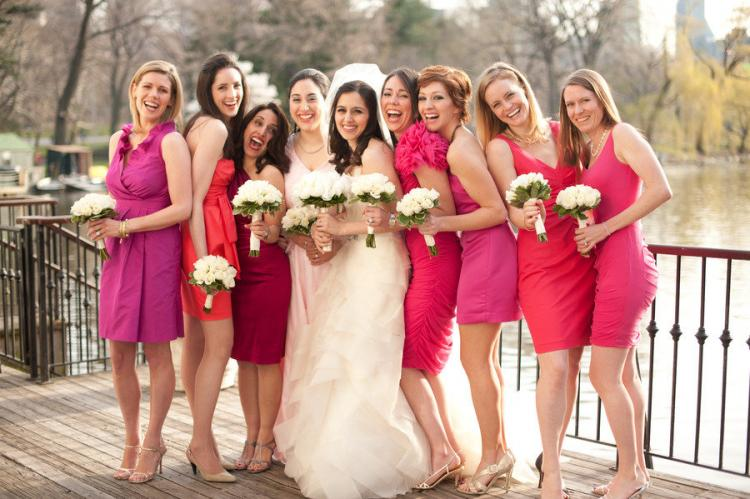 The Types Of Bridesmaids Every Bride Needs