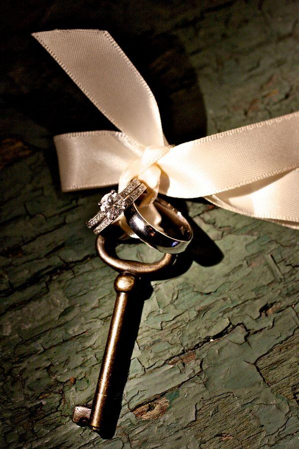 Creative Ways to Use Keys at Your Wedding