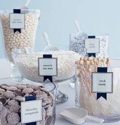Stylish Ways to Display Food at Your Wedding