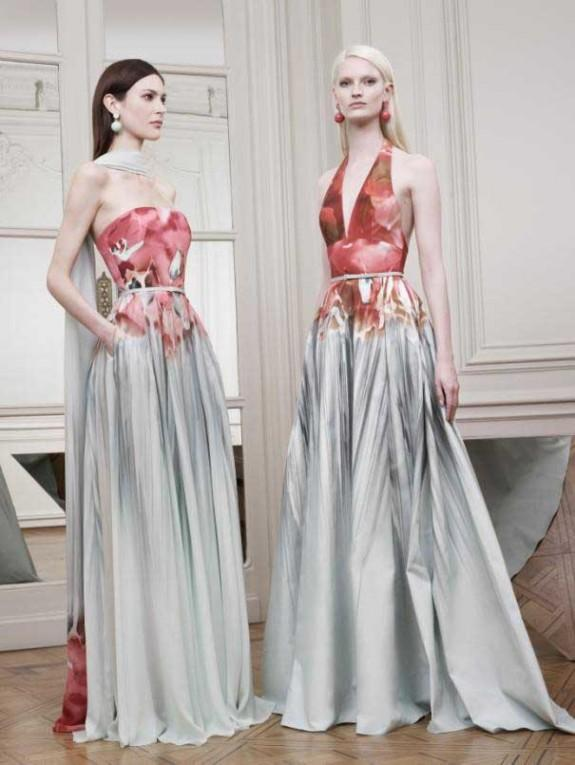 "Elie Saab's 2015 Resort Collection ""Urban Delicacy"""