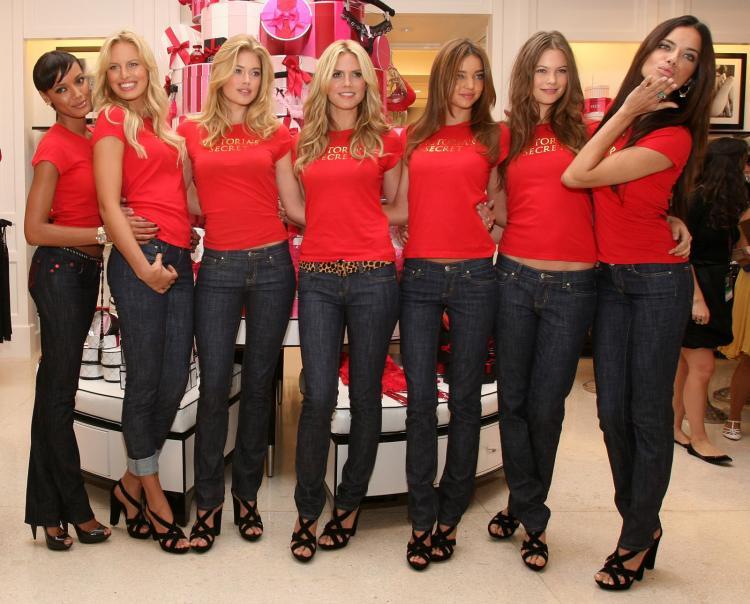 Victoria Secret's Models Reveal Their Secrets for Amazing Skin