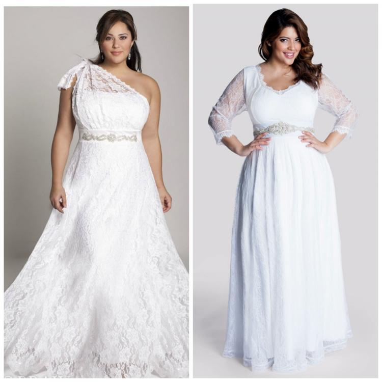 Wedding Dress Shopping Tips for Curvy Brides
