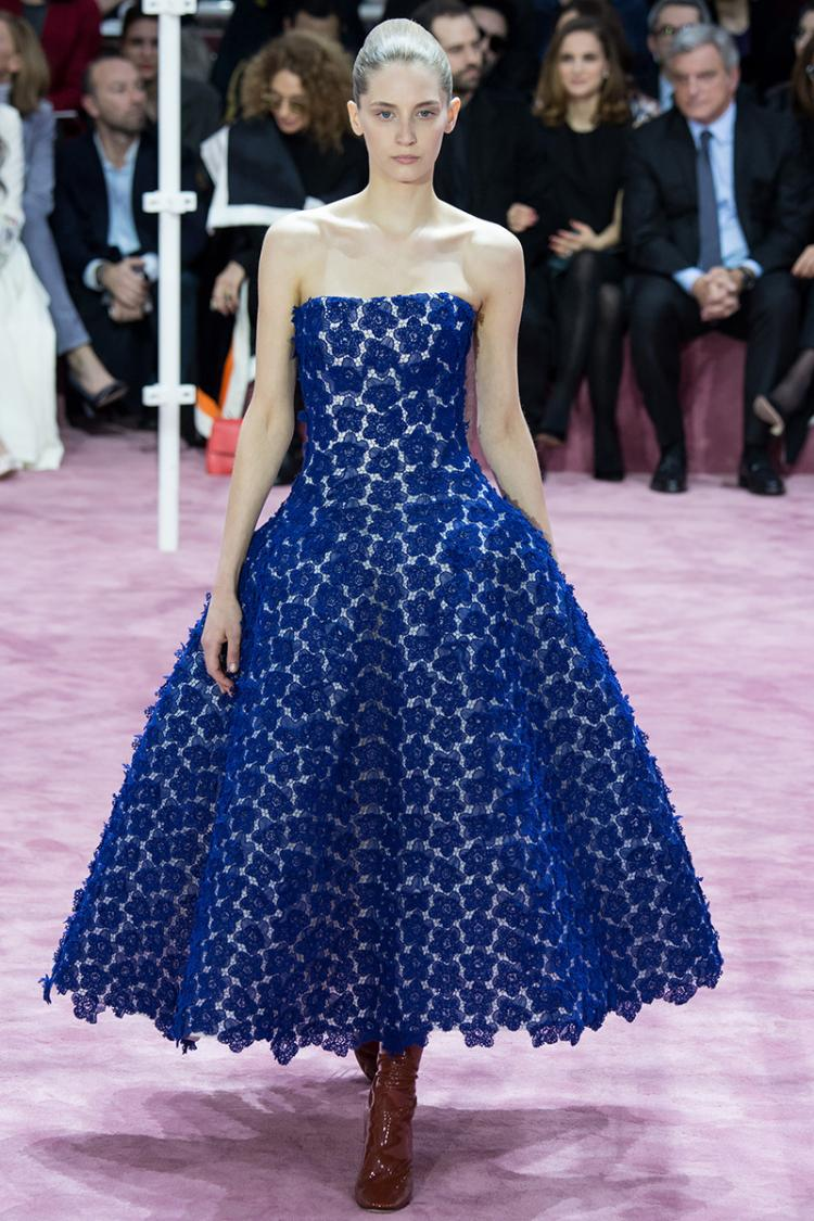Paris Haute Couture Fashion Week: Dior's 2015 Spring/Summer Collection