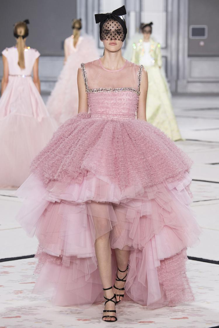 Paris Haute Couture Fashion Week: Giambattista Valli's Spring 2015 Collection