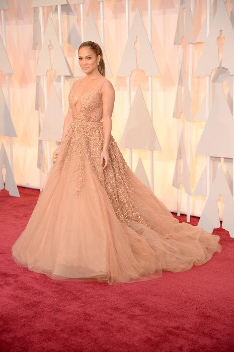 Lebanese Designers Outdid Themselves At The Oscars 2015