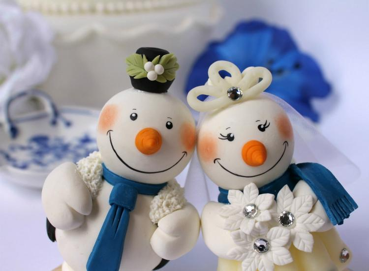 Wedding Planning Things You Can Do When You're Snowed In