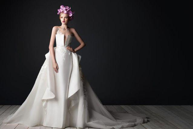 Lebanese Designer Rami Ali Releases 2015 Bridal Collection