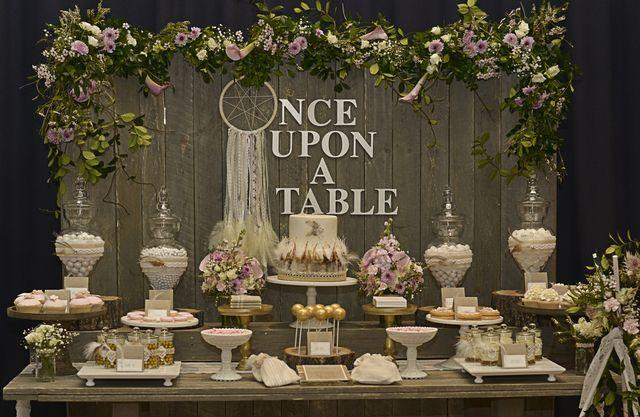 Candy Buffets We Love for This Season