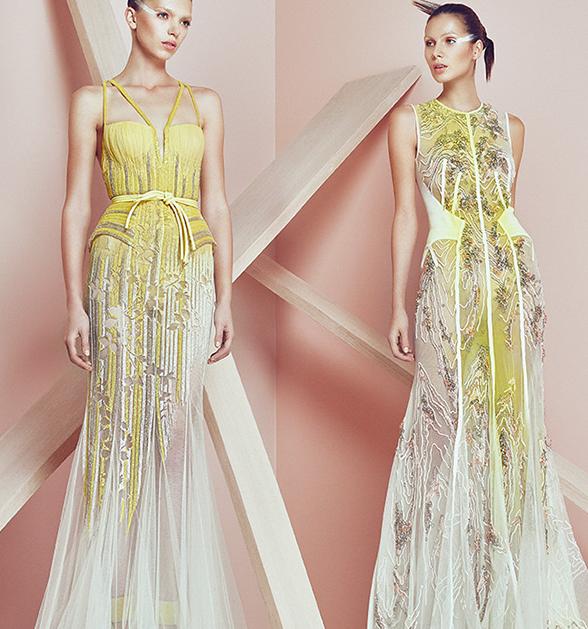 Basil Soda Spring 2015 Couture Collection