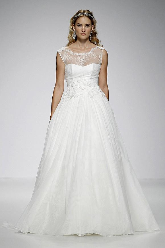 Anna Torres's Latest Collection at Barcelona Bridal Week 2015