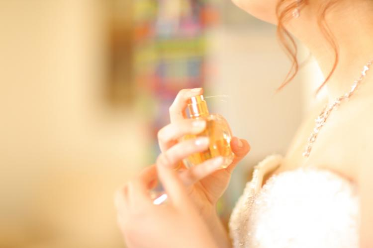 Refreshing Bridal Perfumes For A Summer Wedding