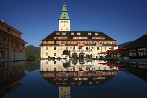 Your Honeymoon Destination: Schloss Elmau in Germany