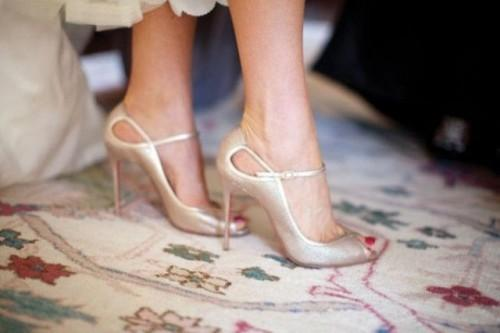 The Final Touches… Your Bridal Shoes