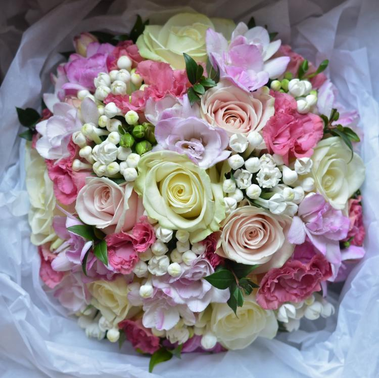 Bridal Bouquet Trends We're Loving in 2015