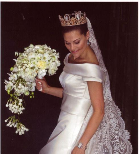 The Most Beautiful Royal Wedding Veils